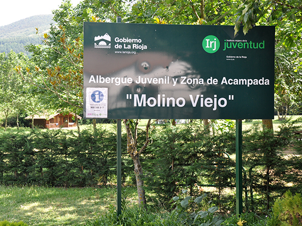 "Welcome to ""Molino Viejo"""