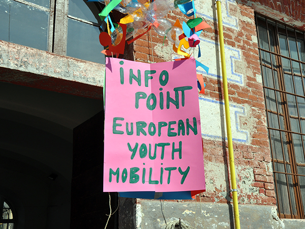 Info Point European Youth Mobility
