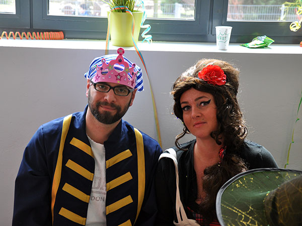 Piraten­prinzessin und Amy Winehouse