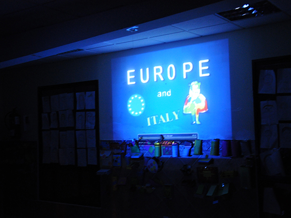 Romanian-Italian Party 10 – Europe and Italy